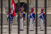 Lima - Changing of the Guard 1