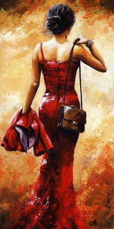 Lady in Red 25