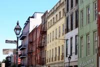 Iberville Street in New Orleans by Carol Groenen