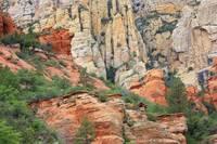 Rocks of Sedona by Carol Groenen