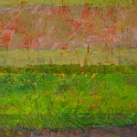 Abstract Landscape Series - Summer Fields