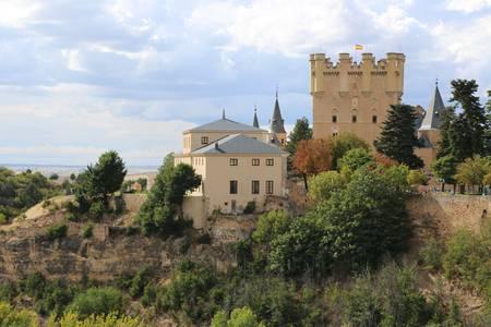 Segovia Cliff Castle