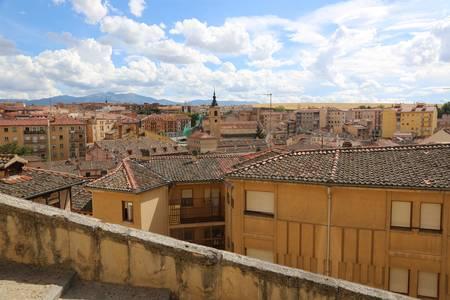 Beautiful Day in Segovia