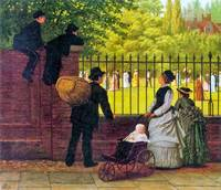 Ormsby Wood - The Croquet Game