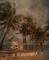 Key Biscayne Lifeguard House #2 by Joe Gemignani