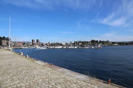 Beautiful Day in Oslo