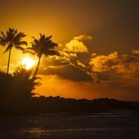 Sunrise at Hillsboro Inlet,FL by Joe Gemignani