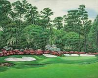 Copy Shoot-1  13th at Augusta National Golf Course