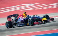 Daniel Ricciardo at Circuit of the Americas