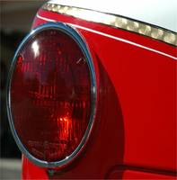 Fire Truck Tail Light
