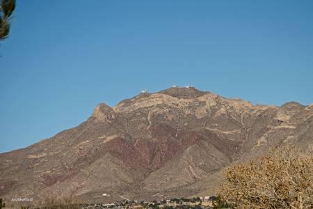 Thunderbird on Mount Franklin 2