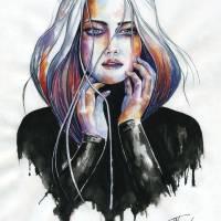 Twilight by J Namerow Art Prints & Posters by Jorge Namerow