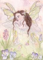 Spring fairy- seasons fairies
