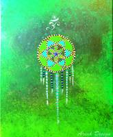Seed of life dreamcatcher