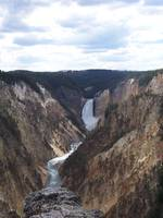 Yellowstone's Lower Falls 2