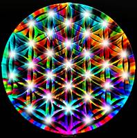 The Flower of Life By DreamFlame 5D
