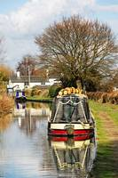Trent and Mersey Canal, Branston (40072-RDA)