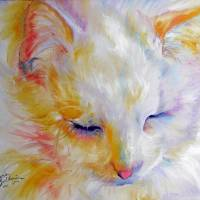 SWEET KITTY SOFT KITTY by Marcia Baldwin