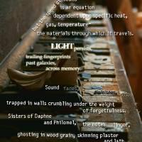 Light and Sound by Cara Walton