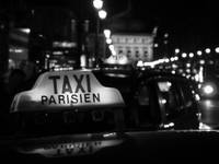 taxis parisiens (variation III)