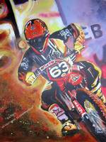 Chris Blose #63 Supercross