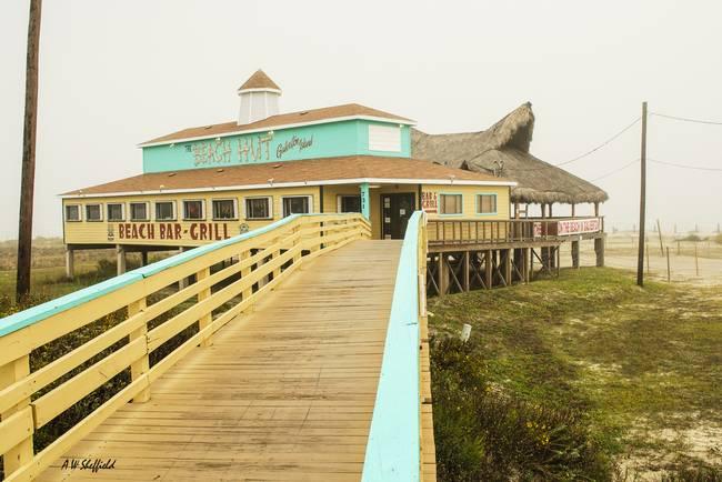 Beach Bar - Galveston
