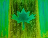 A Canadian Abstract 2