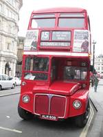 Routemaster - London Bus