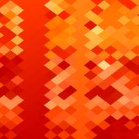 Red Weave Abstract Low Polygon Background