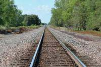 Texas Railroad Track