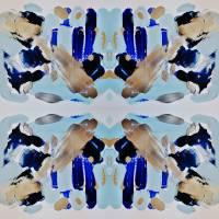 Indigo Ice  by Patti Friday