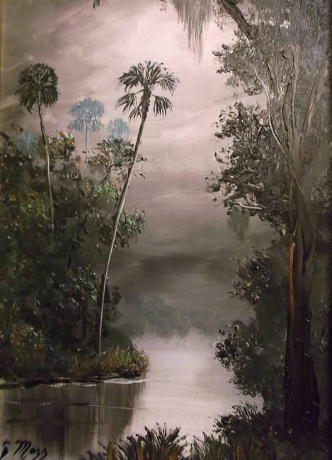 Hazy Shade River