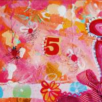 FIVE  by Patti Friday
