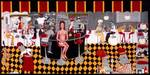 Naked at the Waffle House by Ann Huey