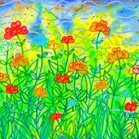 """""""Color Me Carefree"""" by SandraGouldFord"""