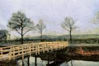 Bridge in Drente by Humphrey Isselt
