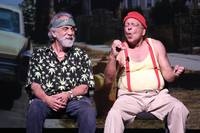 Comedians Cheech & Chong