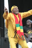 Singer Jimmy Cliff