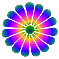 rainbowflower