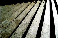 Stairs in Shadows