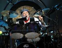 Fleetwood Mac Drummer Mick Fleetwood