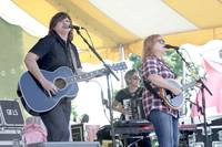Indigo Girls Amy Ray and Emily Saliers