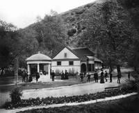 Alum Rock Park, San Jose c1900 by WorldWide Archive