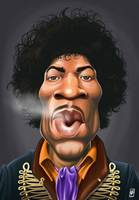 Celebrity Sunday - Jimi Hendrix