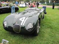 Jaguar C-Type XKC007