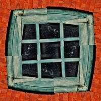 Rustic Terracotta Window