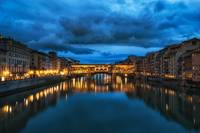 Clouds over Ponte Vecchio