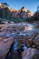 Virgin River in Zion's Shadow