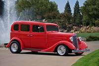 1934 Chevrolet Four Door Sedan