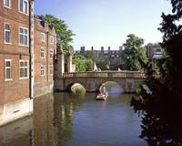 South from the Bridge of Sighs, Summer 1999